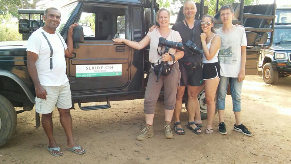 yala safari sri lanka - slride.com